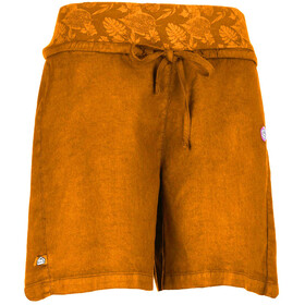 E9 Hit Shorts Women, mustard